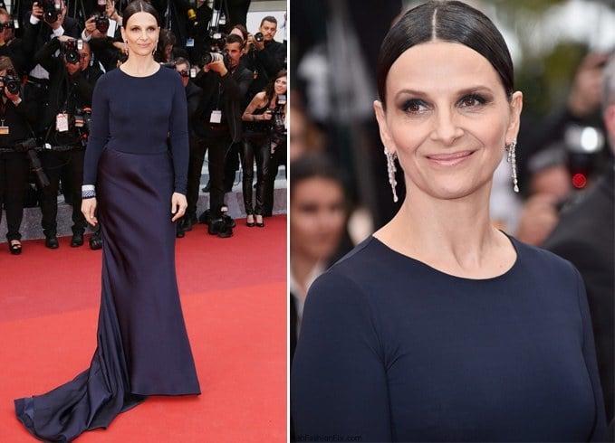 Juliette Binoche at Cannes 2016