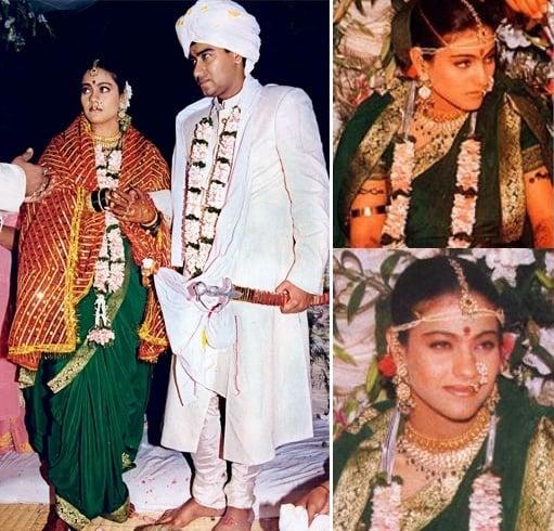 Recapturing Wedding Memories Of Top Bollywood Actress In Bridal Wear