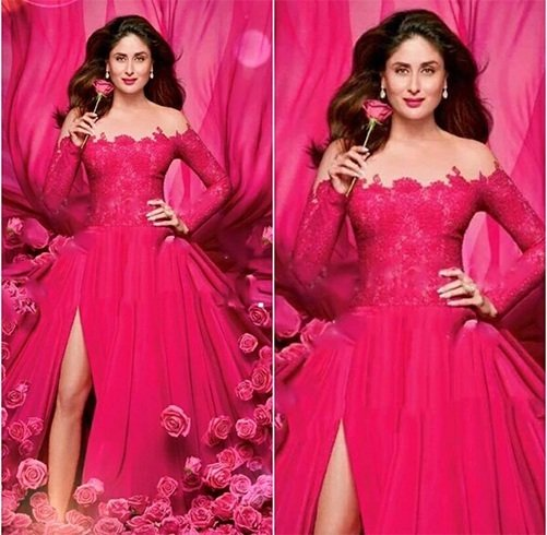 Kareena Kapoor Khan In Swapnil Shinde Gown