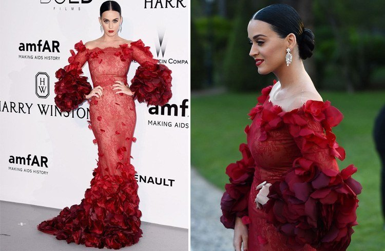 Katy Perry At Cannes 2016