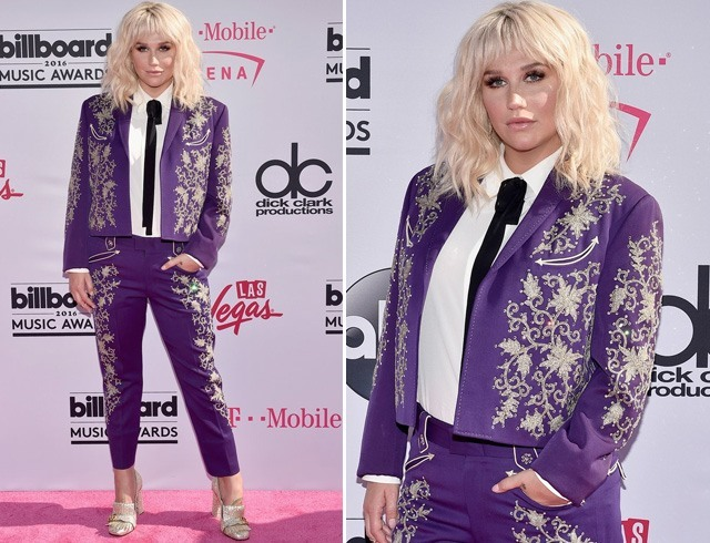 Kesha At Billboard Music Awards