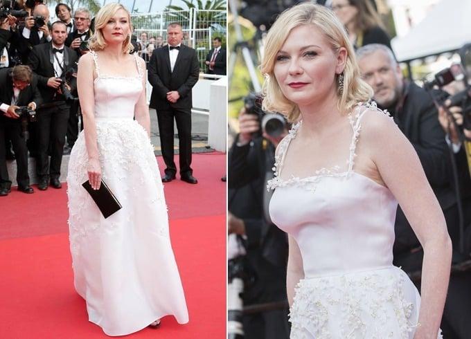 Kirsten Dunst At Cannes 2016