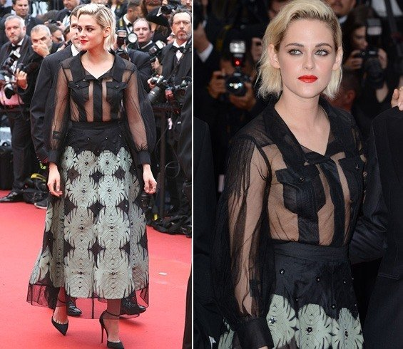 Kristen Stewart at 69th Cannes Film Festival