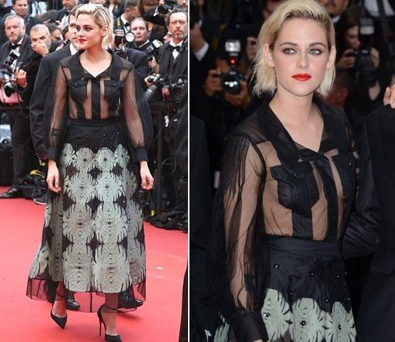 Kristen Stewart at 69th Cannes Film Festival