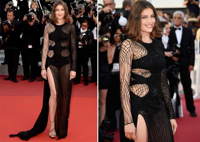 Leatitia Casta At Cannes 2016