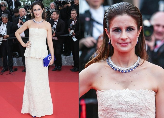 Livia Firth At Cannes 2016