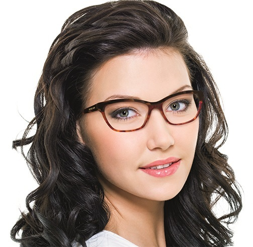 Look Good In Wearing Glasses