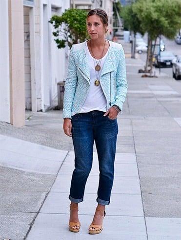 Look Skinny In Jeans