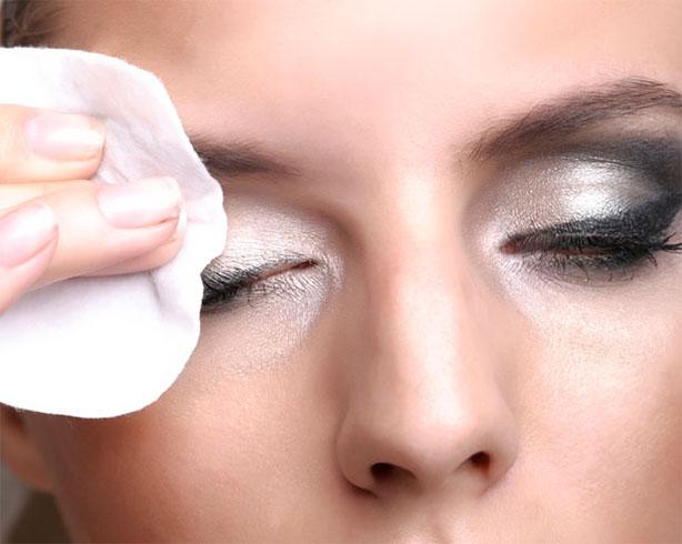 Image result for indian bride makeup remover