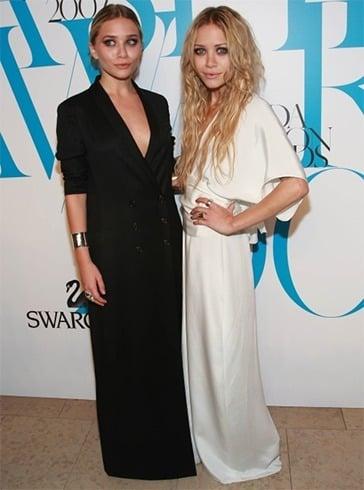 Mary Kate Aand Ashley Olsen Fashion Style