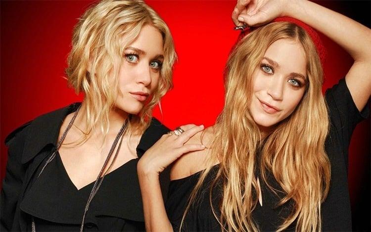 Mary Kate And Ashley Olsen Twins Fashion