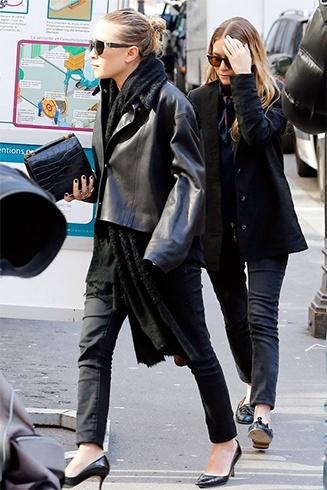 Mary Kate Olsen Fashion