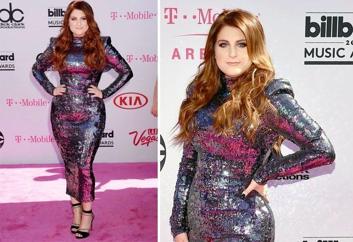 Meghan Trainor At Billboard Music Awards