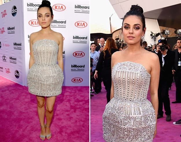 Mila Kunis At Billboard Music Awards