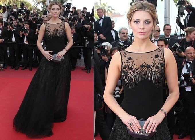 Mischa Barton At Cannes 2016
