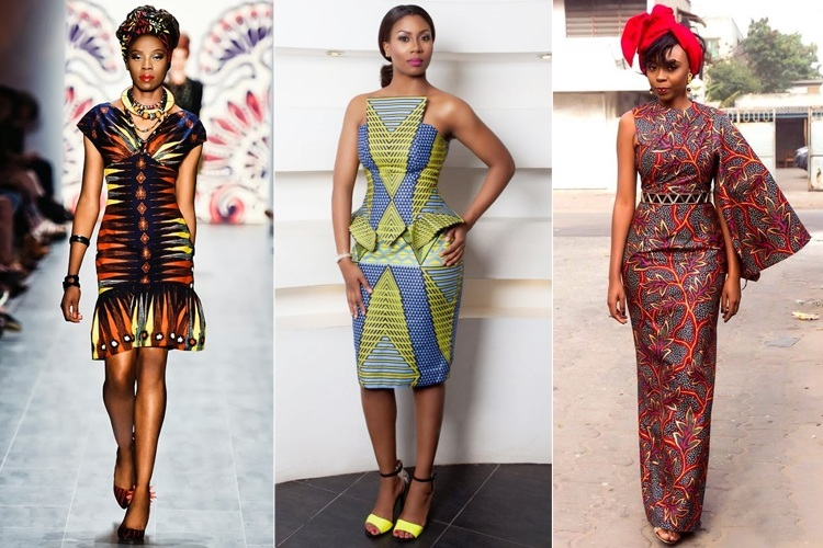 Chic Modern African Print Dresses For Indian Summers On ...