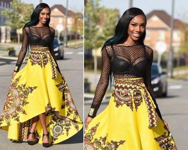 Nice African Dresses