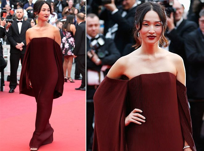 Nicole Warne at Cannes 2016