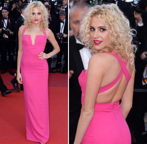 Pixie Lott at Cannes 2016