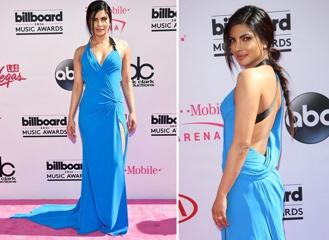 Priyanka Chopra At Billboard Music Awards 2016