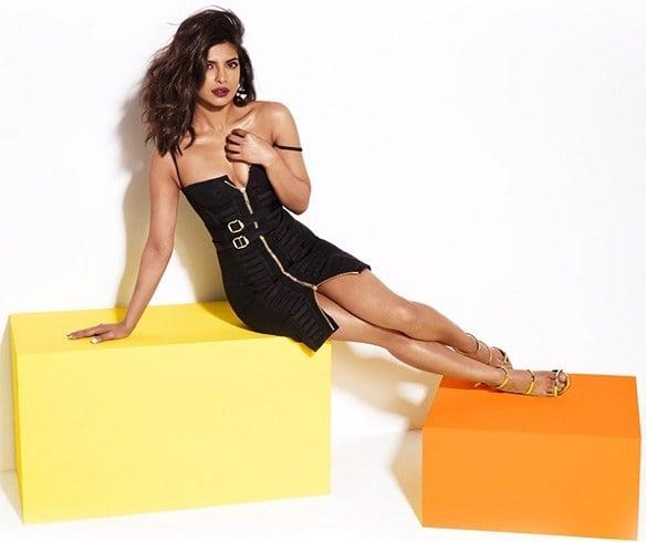 Priyanka Complex Magazine Shoot