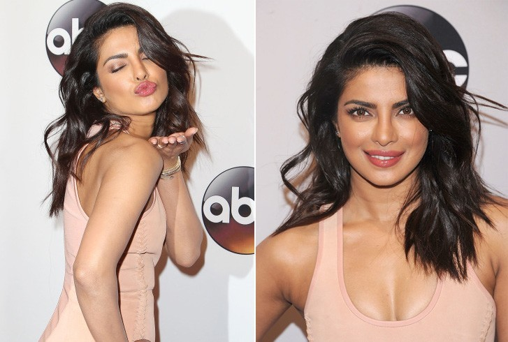 Priyanka at David Geffen Hall