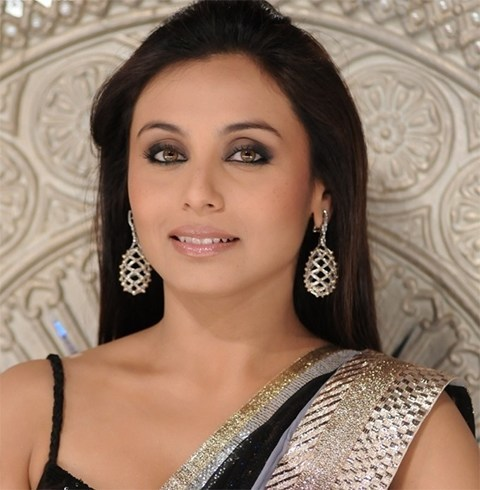 Rani Mukherji Smoky Eyes