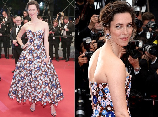 Rebecca Hall at Cannes 2016