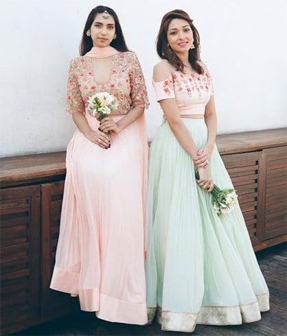 Ridhi Mehra Bridesmaid Collection