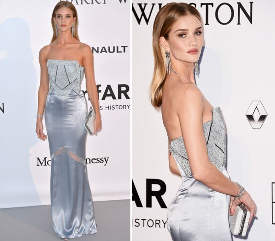 Rosie Huntington Whiteley At Cannes 2016