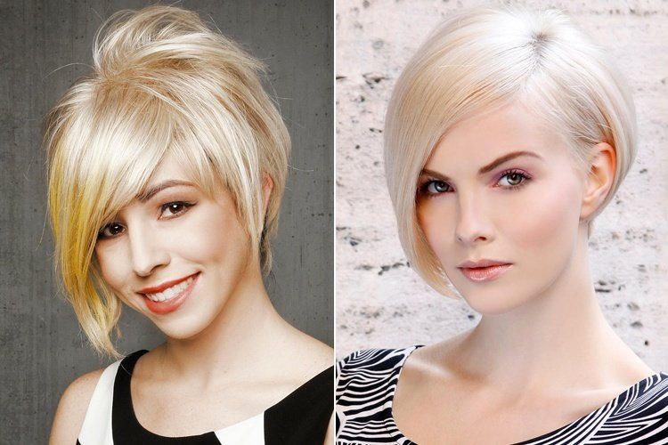 7 Best Hairstyles For Spring : Short hairstyles for spring