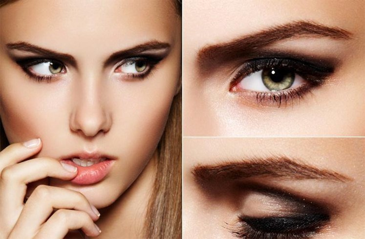 Smokey Eyes Celebrities