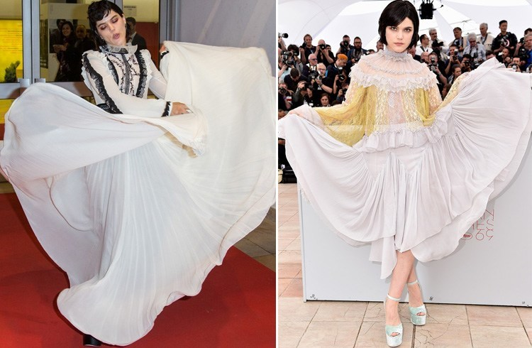 Soko at Cannes 2016