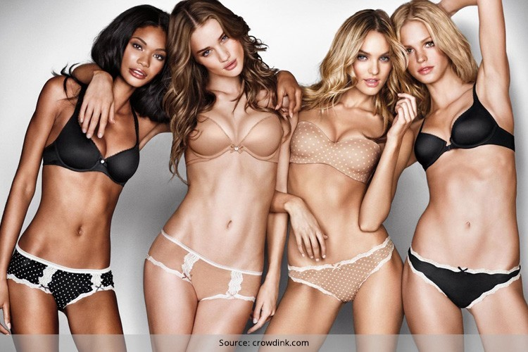 Top 10 Lingerie Models
