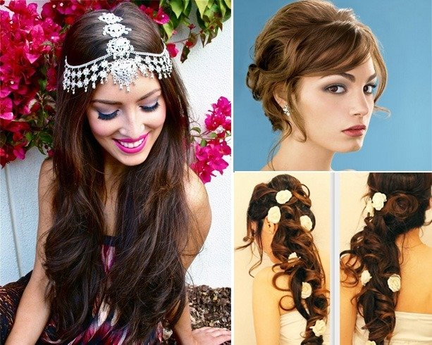 Vintage Hairstyles For Oval Face