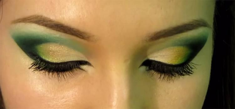 Yellow Green Eyes
