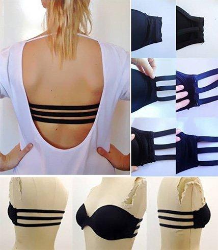 3 step bra