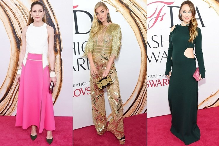 Best Red Carpet Looks From CFDA Fashion Awards 2016