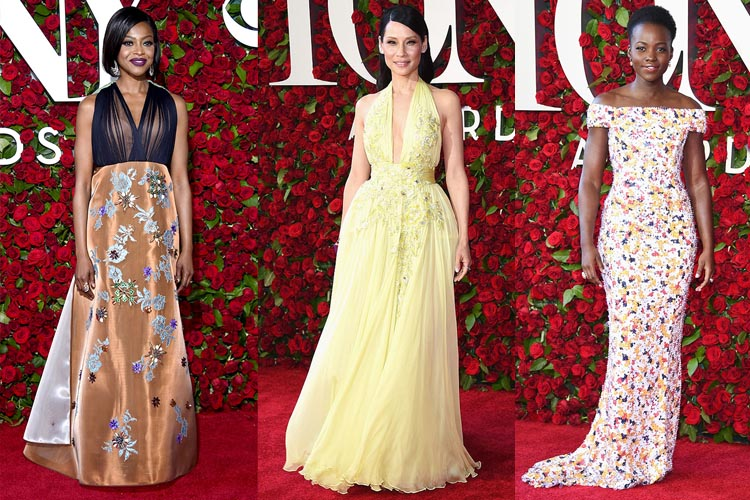 Best Dressed Womens At Tony Awards 2016