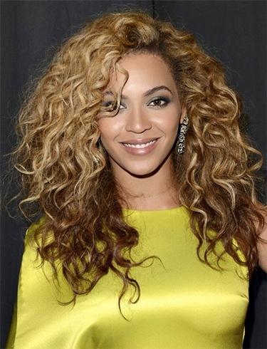 Beyonce curls Hairstyles