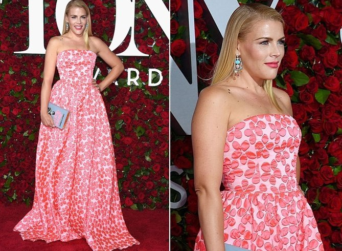 Busy Philipps at Tony Awards 2016