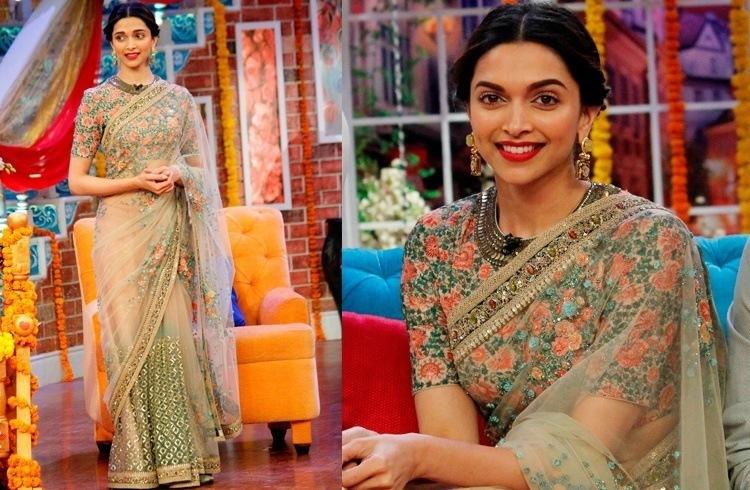 Deepika Fforal Fashion