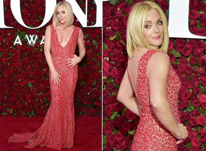 Jane Krakowski at Tony Awards 2016