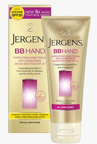 Jergens BB Hand Cream SPF 20