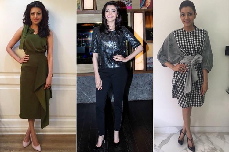 Kajal Aggarwal Outfits