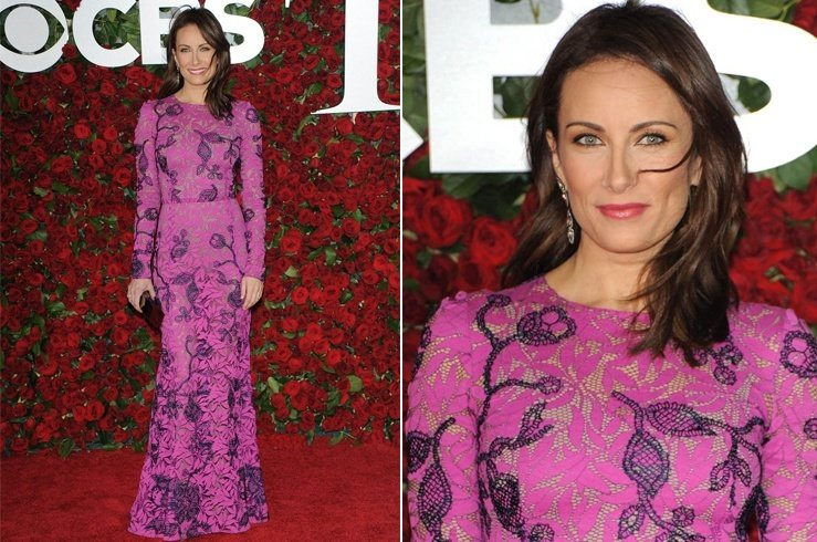 Laura Benanti at Tony Awards 2016