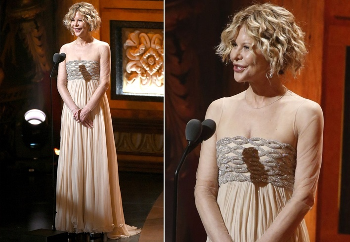 Meg Ryan at Tony Awards 2016