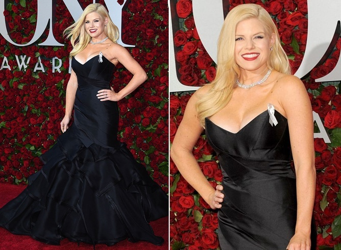 Megan Hilty at Tony Awards 2016
