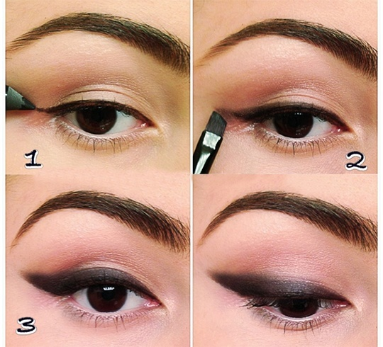 Ways To Apply Eyeliner For Different Eye Shapes