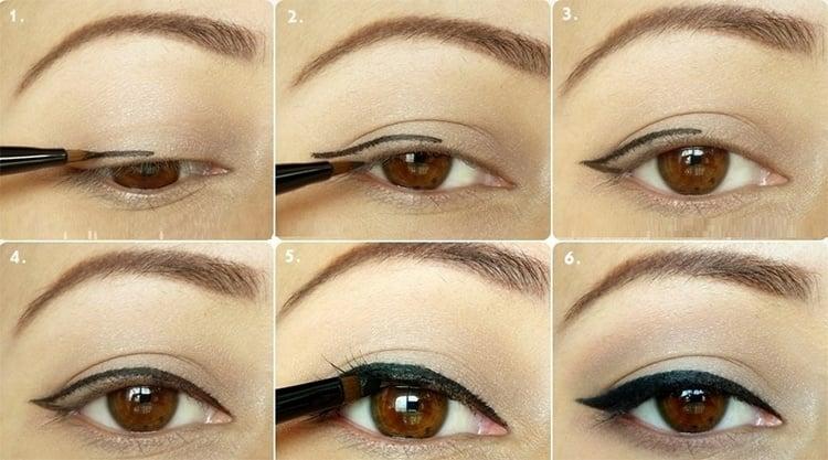 Ways To Apply Eyeliner